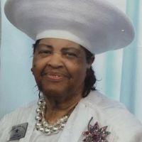 Apostle Rosetta Wilson Canady, 78, Greenville,  June 01, 1941 – February 04, 2020