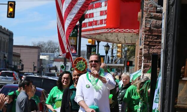 All Pats' Day Parade Celebration