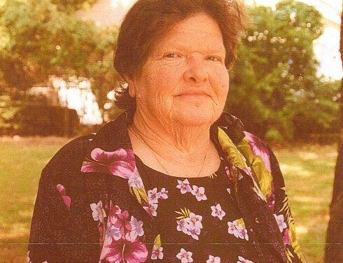 PATSY DELORES BROYLES, 82, QUINLAN,  JUNE 21, 1938 – AUGUST 27, 2020