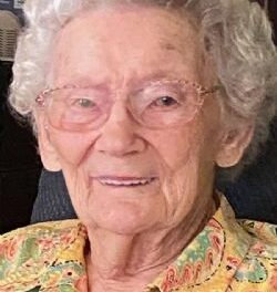 EVA LEA CARTER, 100 YEARS OLD, QUINLAN,  AUGUST 2, 1920 – SEPTEMBER 2, 2020