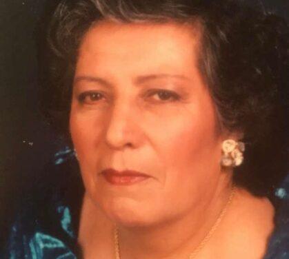 LIDIA DOMINGA GARCIA, 79, GREENVILLE,  AUGUST 4, 1941 – JANUARY 1, 2021