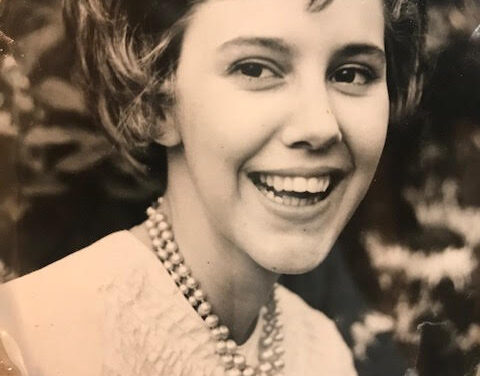 SALLY FAIRCHILD CHURN, 76,  JUNE 19, 1944 – JANUARY 21, 2021