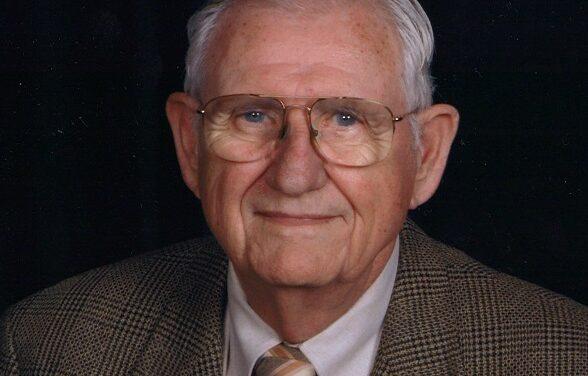WALTER (WALT) ERVIN PARKER, 94, COMMERCE,  NOVEMBER 6, 1926 – JULY 3, 2021