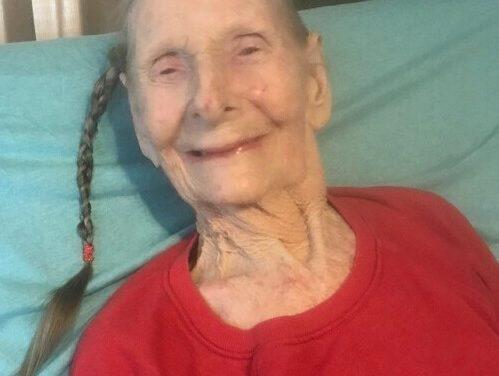 TWILLA EARLY (HOLT) DUTY, 92, QUINLAN,  JULY 15, 1929 – JULY 23, 2021